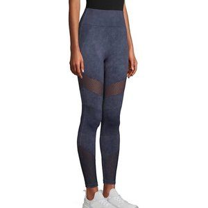 Blanc Noir Nebula High Rise Leggings Large